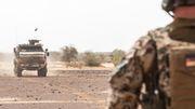 Bundeswehr-Patrouille entging nur knapp einer Tanklaster-Explosion