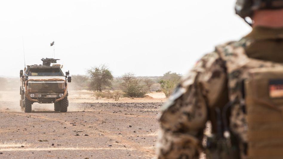 Bundeswehr-Einsatz in Mali (2019)