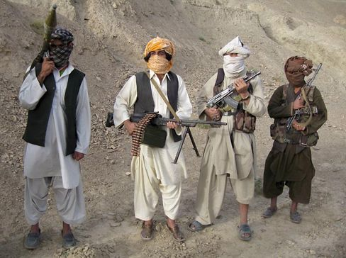 """Taliban in Afghanistan: """"We have to show that terrorists are murderers rather than good Muslims."""""""