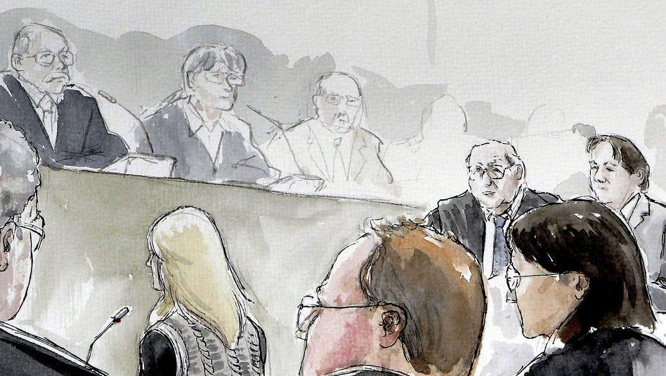 Zeugenvernehmung im Kachelmann-Verfahren: Ein Strafprozess lebt von Streit