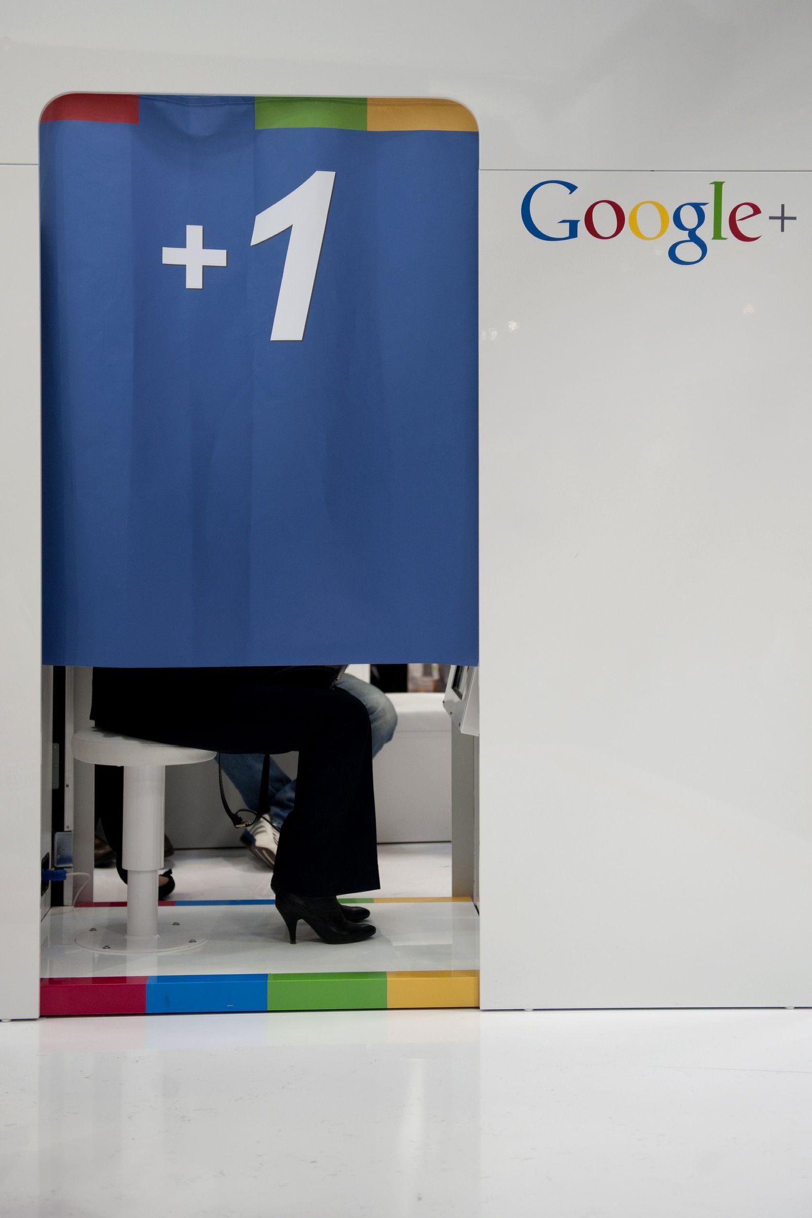 NICHT VERWENDEN Google+