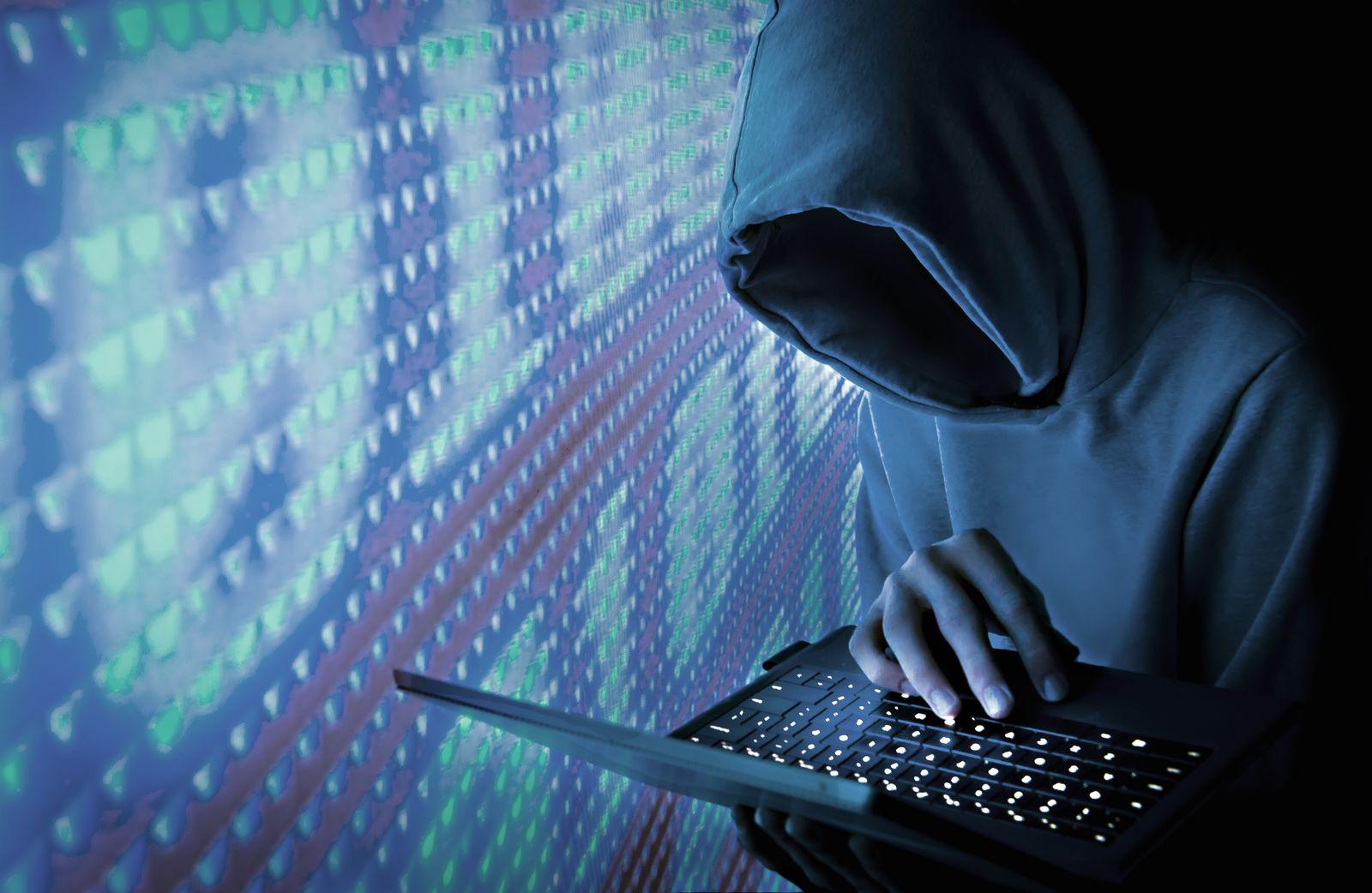 EINMALIGE VERWENDUNG Hacker