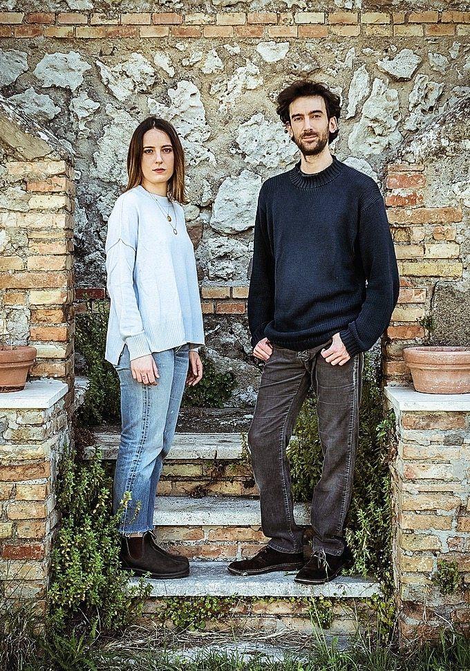 Daria Quelle and Edoardo Quelle