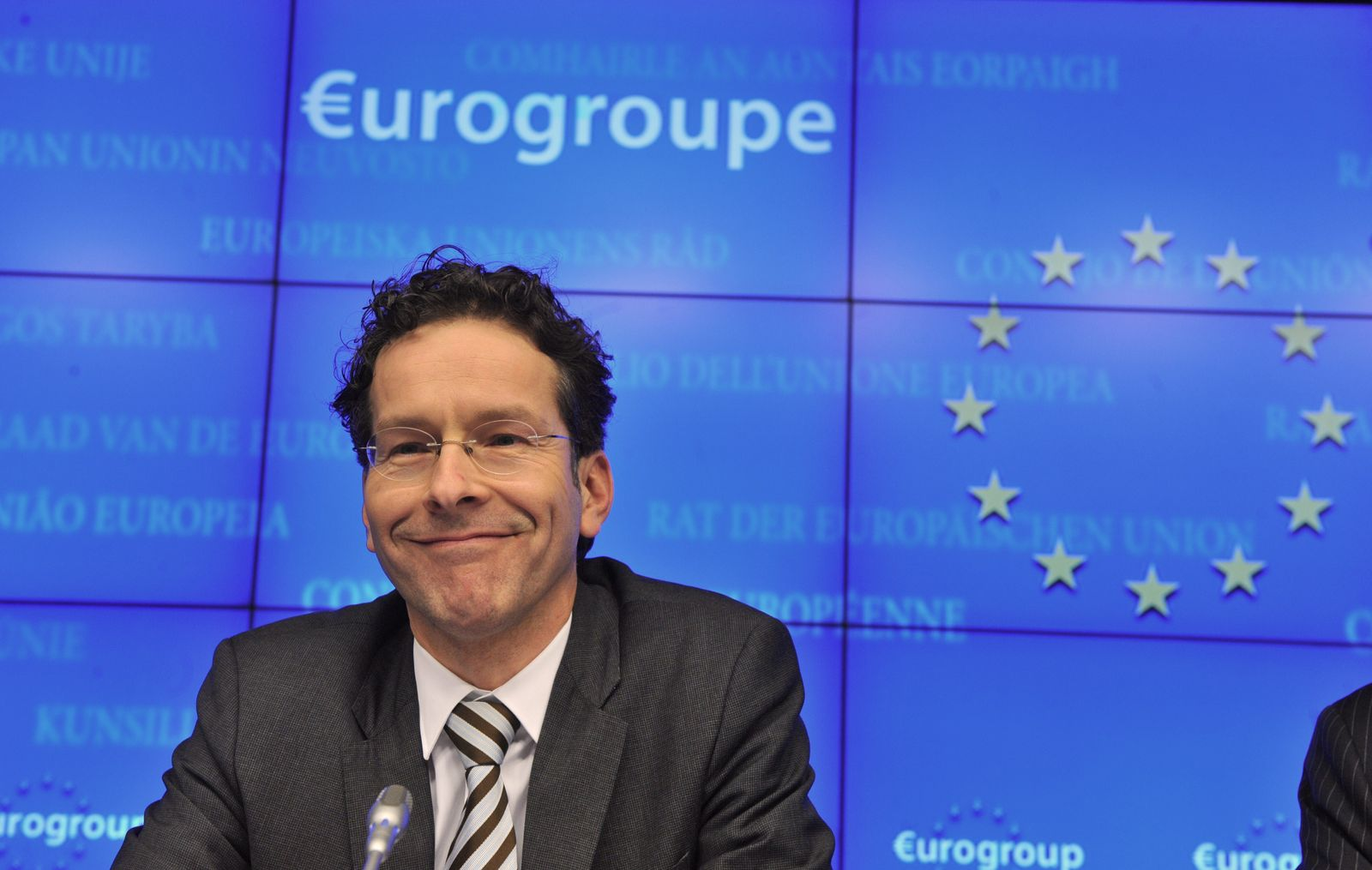 Euro Group Dijsselbloem