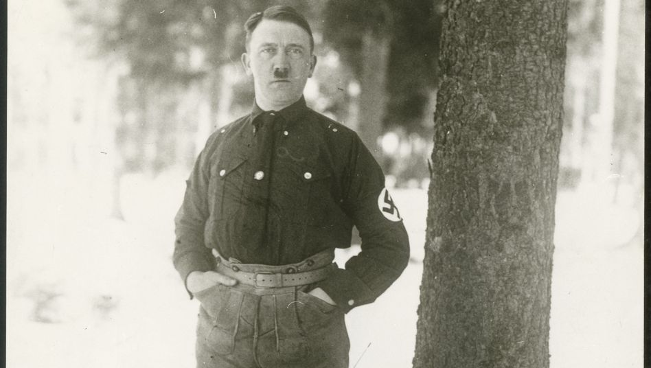 Untermieter Hitler 1927