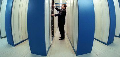 Vermittlungsstelle der Telekom: Hohe Kosten für Überwachungstechnik