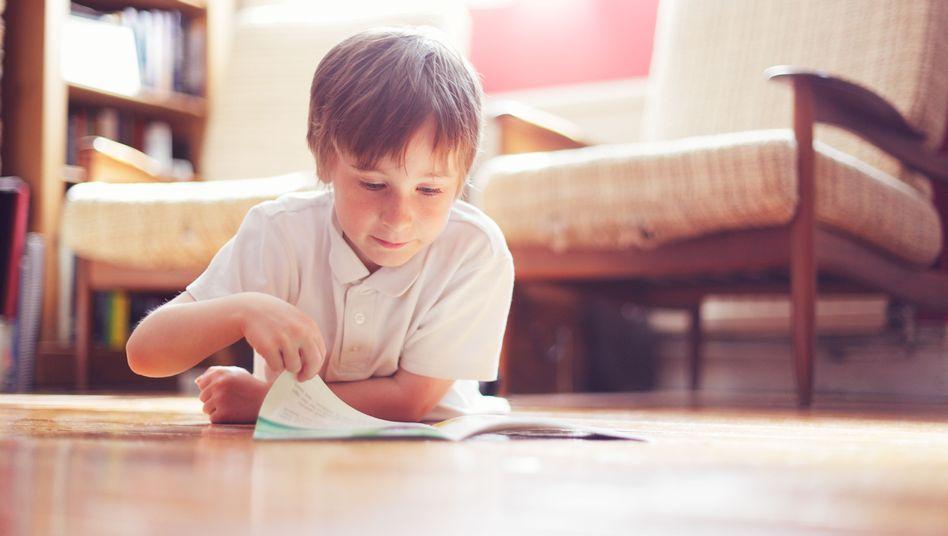 """""""Wir davon aus, dass jedes Kind genau das richtige Buch für sich findet"""" (Symbolbild)"""