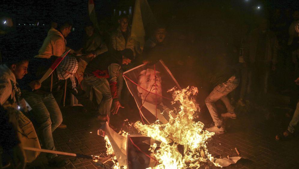 Gazastreifen: Immerhin funktioniert das Internet