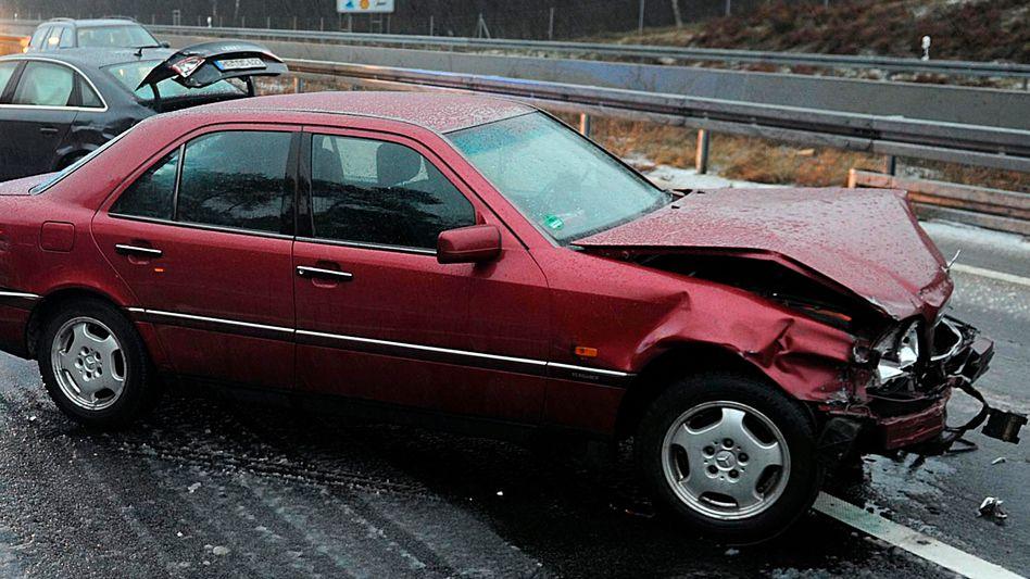 Verkehrsunfall: Der BGH urteilte zum Schadensersatz bei Mietwagen-Unfällen (Symbolbild)