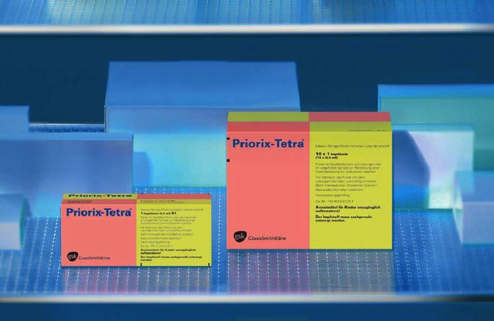 Priorix-Tetra/ GlaxoSmithKline