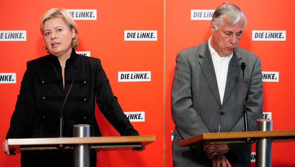 """Linken-Chefin Lötzsch: """"Wir sind und werden keine kommunistische Partei"""""""