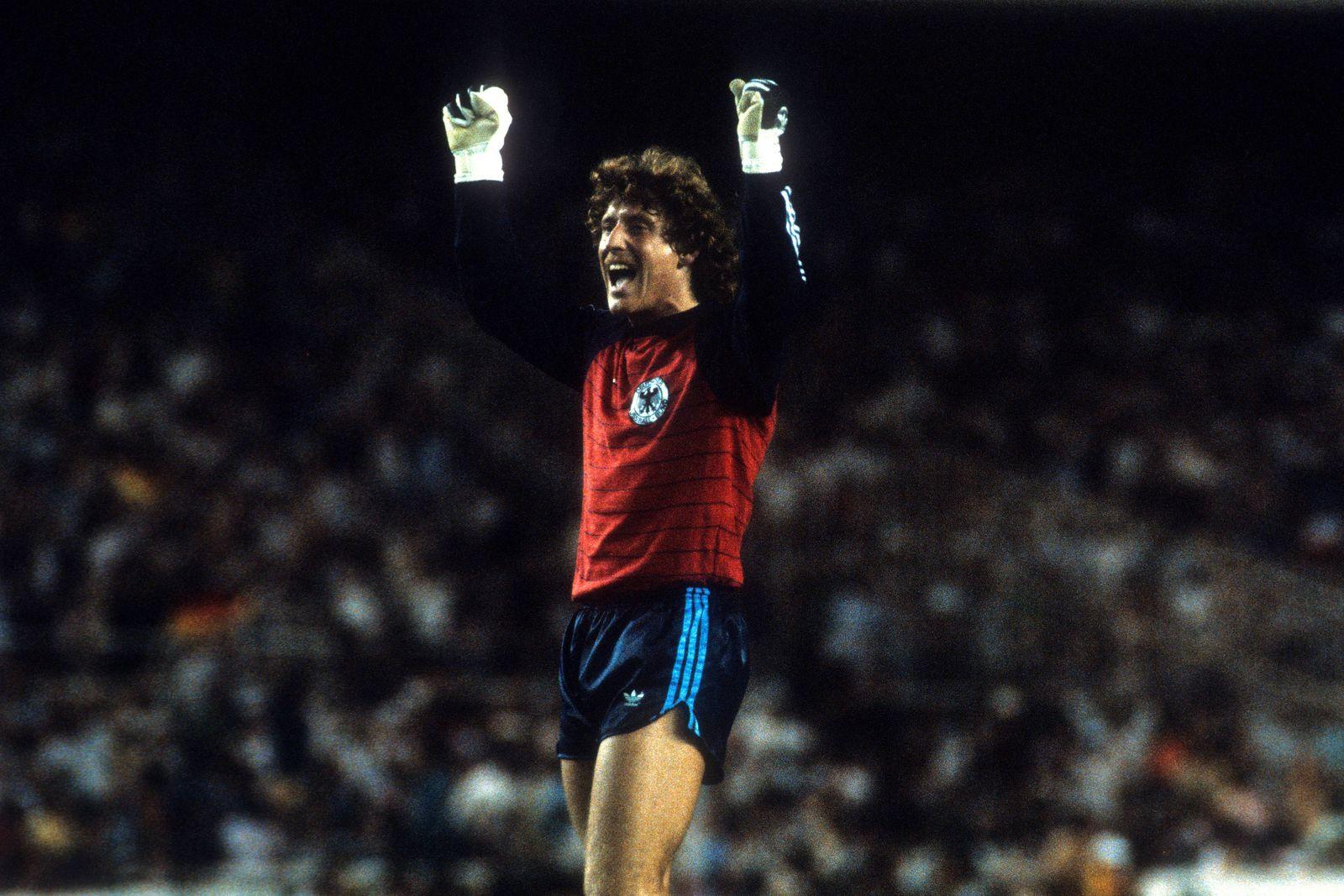 Weltmeisterschaft Halbfinale BR Deutschland Frankreich in Sevilla Torwart Harald Toni Schumach