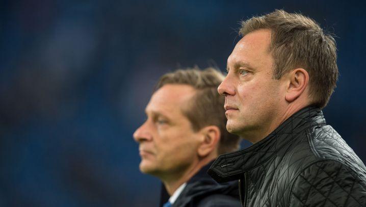 Knapper Sieg für Schalke: Alle gegen Waterman