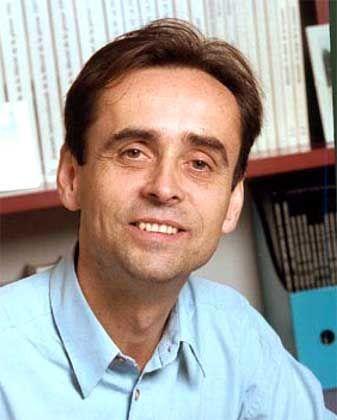 """Der Vorsitzende von """"Reporters sans frontières"""", Robert Ménard"""