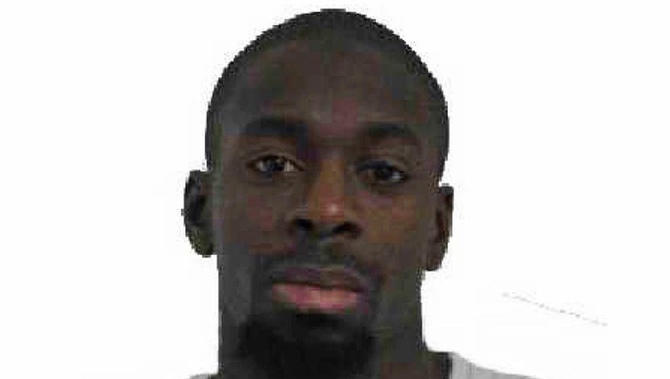 Wurde bei der Erstürmung des Supermarkts getötet: Geiselnehmer Amedy Coulibaly
