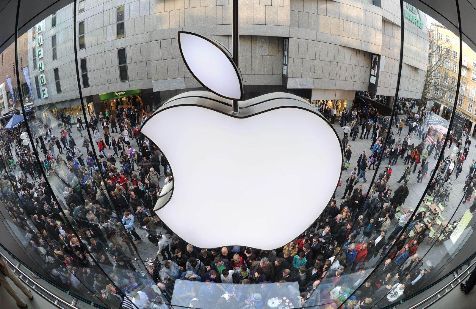 apple ipad 2 logo