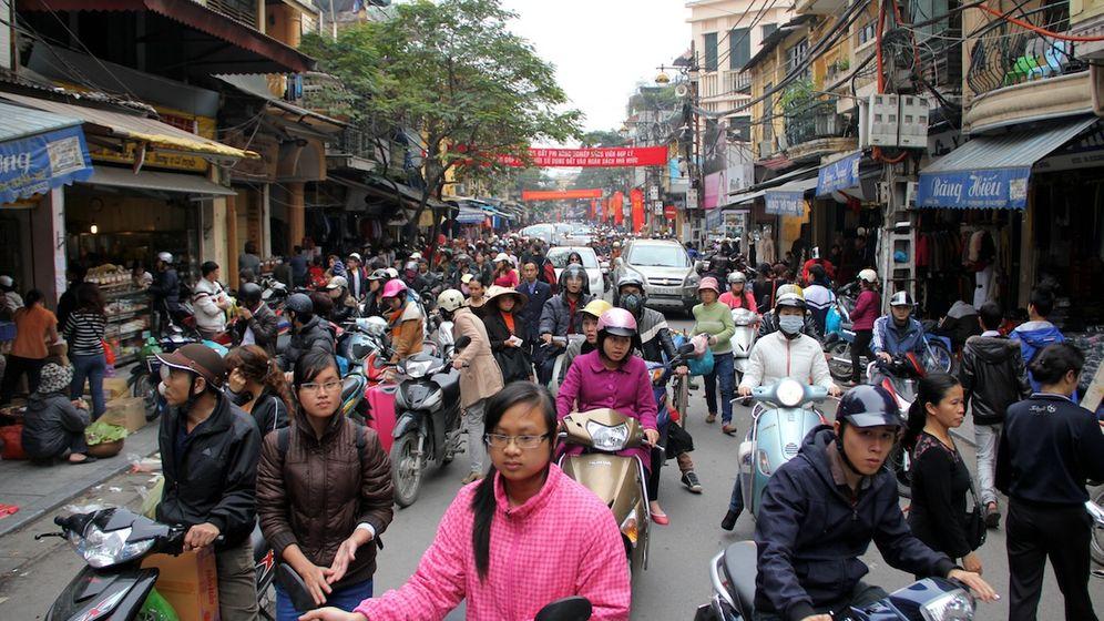 Hanoi bis Ho-Chi-Minh-Stadt: Biker-Traum in Vietnam