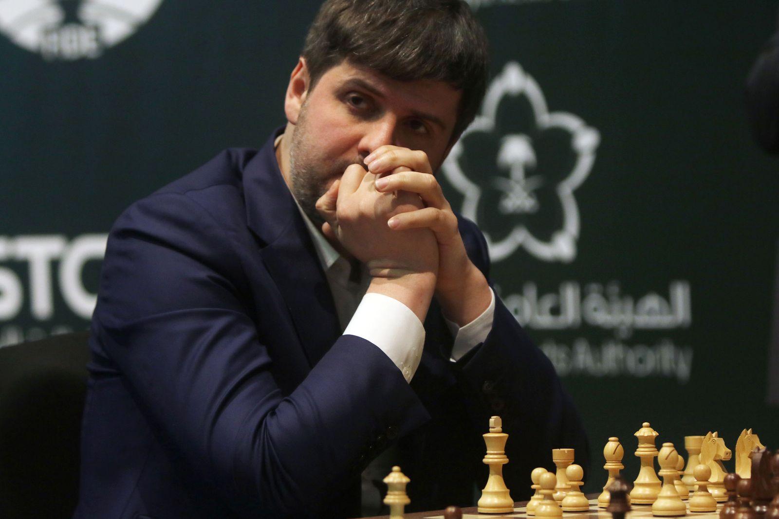 Schach/ Grenke Chess Classic/ Peter Svidler