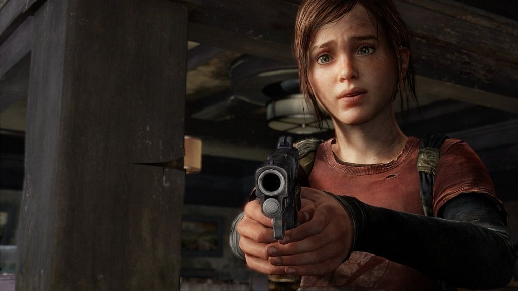 NUR ALS ZITAT Screenshot The Last of Us