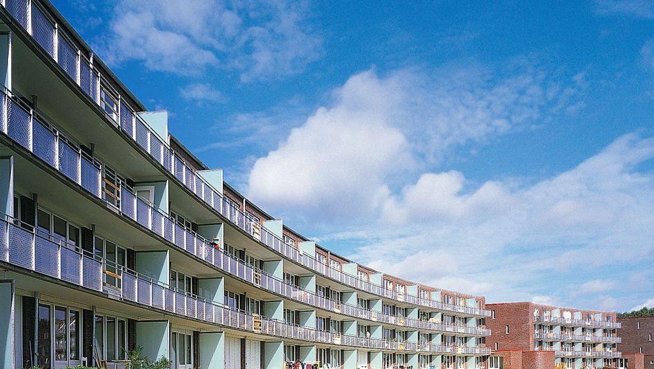 Wohnsiedlung in Hamburg: Große Knappheit in den Ballungsgebieten