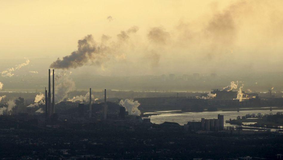 """Industrie im Ruhrgebiet: """"Jetzt ist endlich Westdeutschland dran"""""""