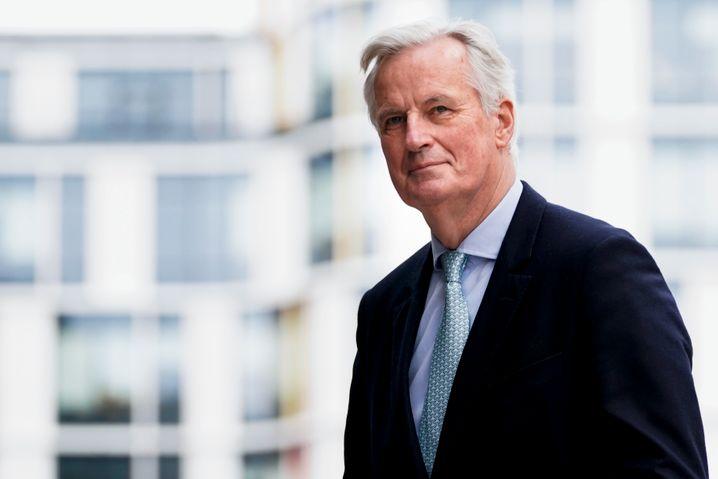 EU-Chefunterhändler Michel Barnier: Nach seiner Corona-Quarantäne finden die Verhandlungen wieder in persönlicher Anwesenheit statt