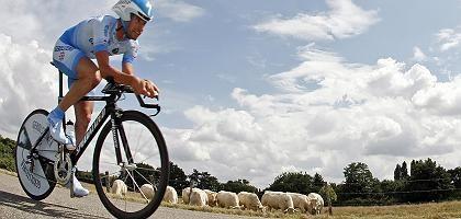 Radsportler Schumacher: Verdächtige Werte