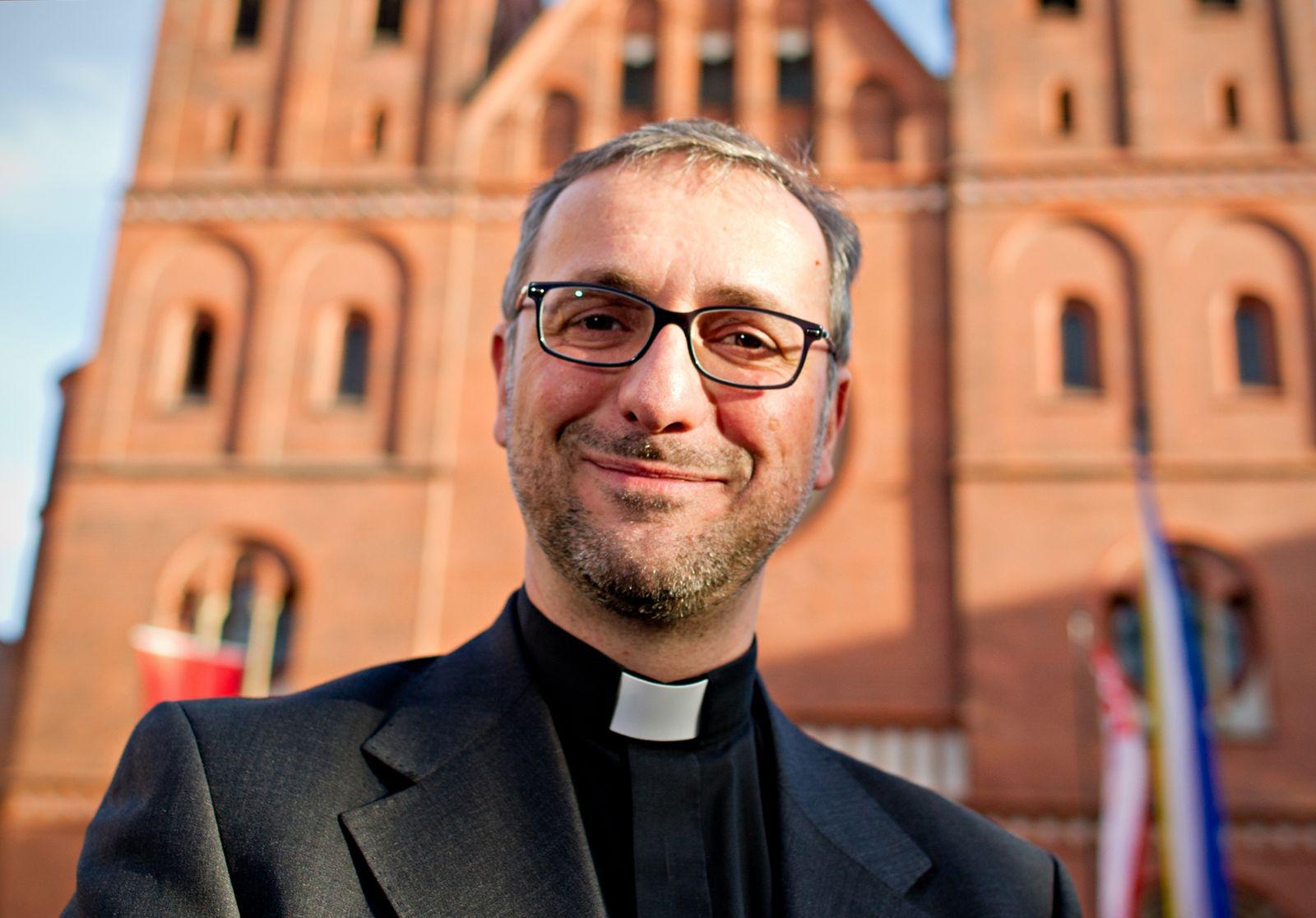 Neuer Erzbischof Stefan Heße