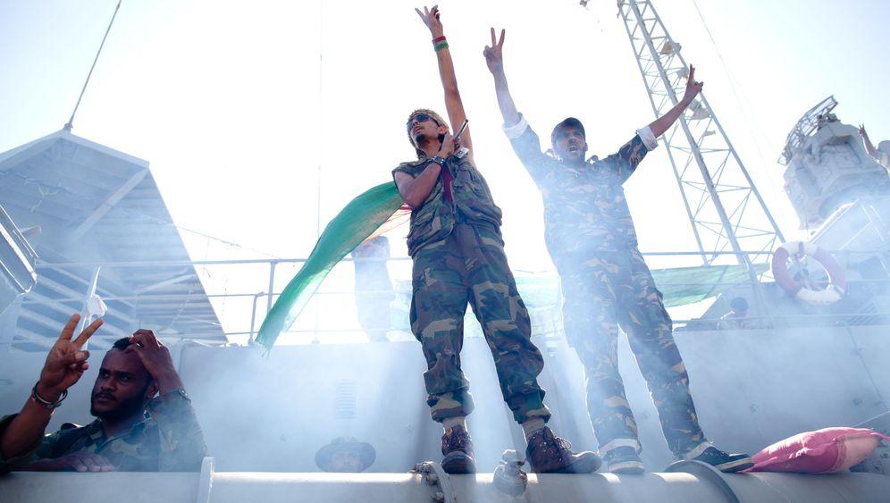 Libyens Rebellen: Hilfe für die Aufständischen