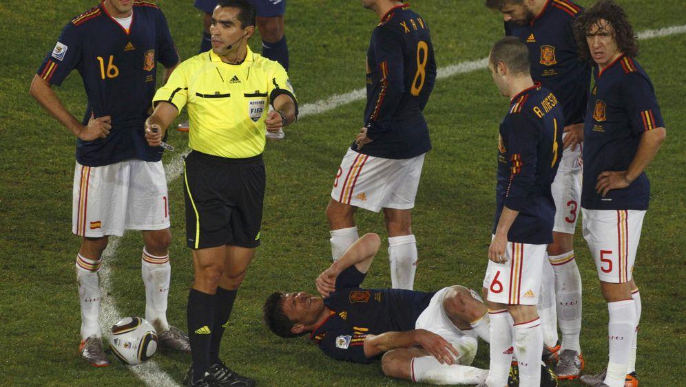Spanien gegen Portugal: Hoffen auf Ronaldo, Sorge um Alonso