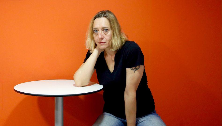 Die französische Autorin Virginie Despentes lässt ihrer Wut freien Lauf