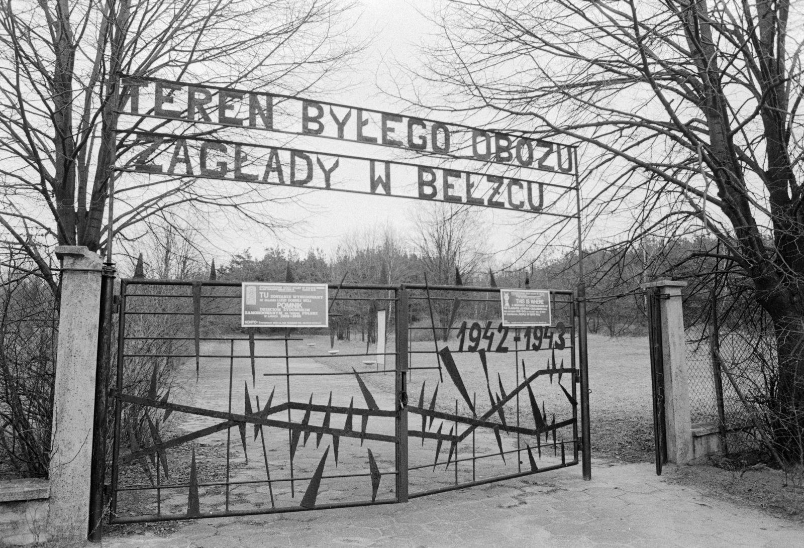 NICHT MEHR VERWENDEN! - Belzec / Polen / Konzentrationslager