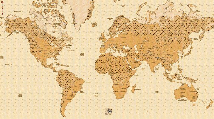 Google-Schatzkarte: Nutzer sollen das Dokument enträtseln