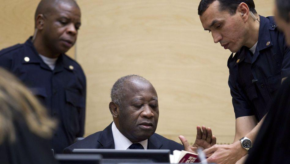 Ehemaliger Präsident Gbagbo: Haftbedingungen korrekt, Festnahme nicht