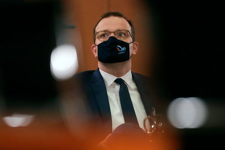 """Jens Spahn (am 30. Oktober): """"liegt an uns allen"""""""