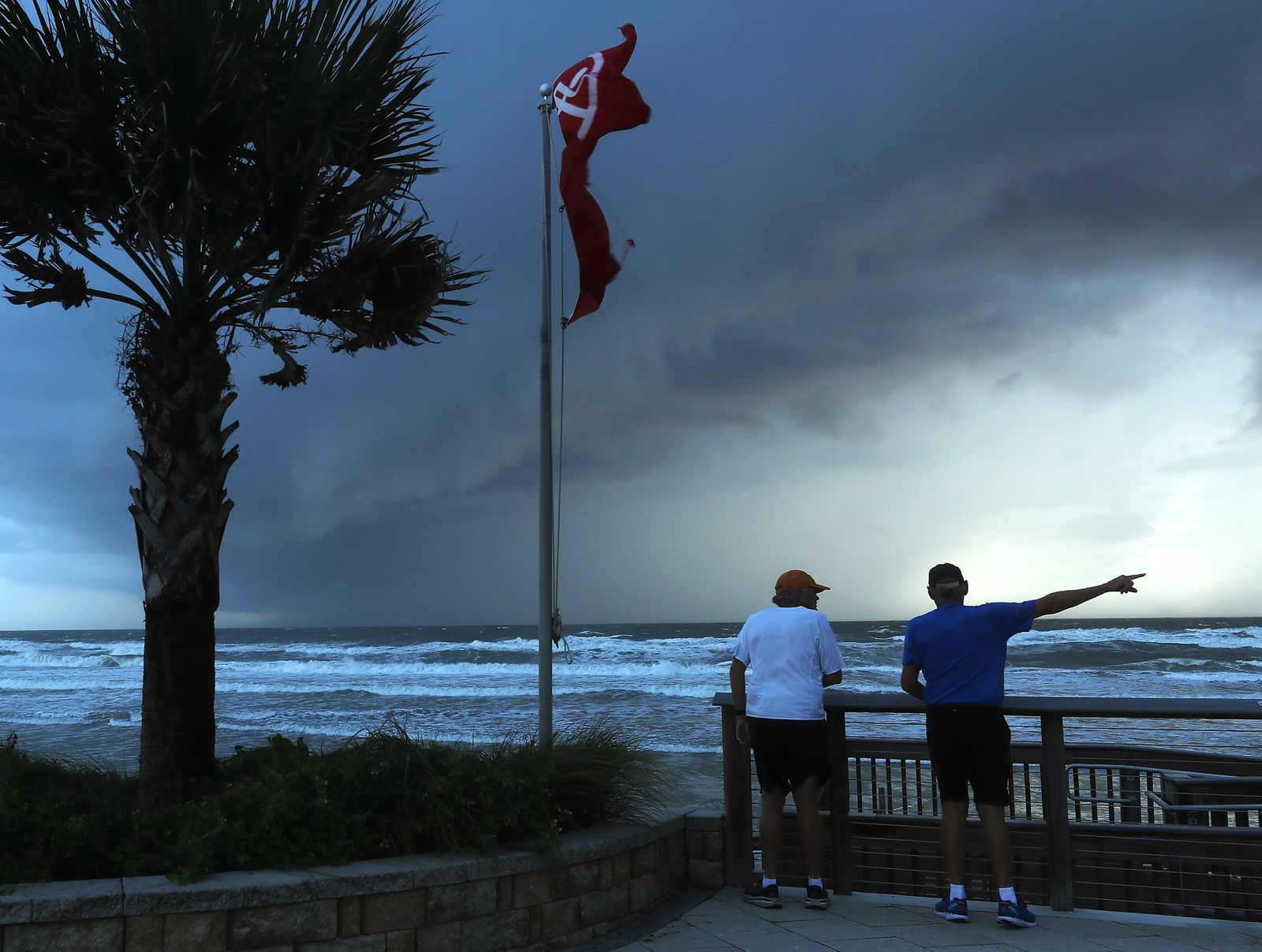 US-FLORIDA-PREPARES-FOR-THE-ARRIVAL-OF-HURRICANE-DORIAN