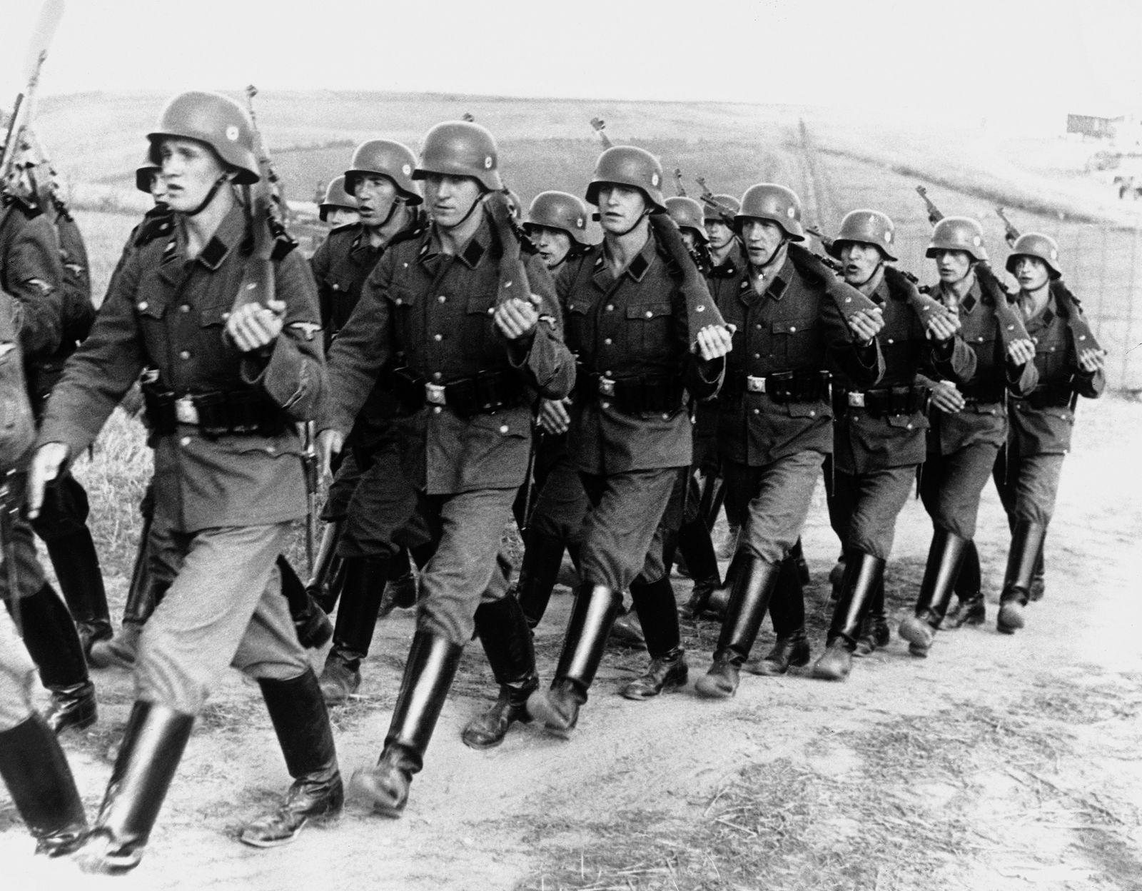 Deutschland Polen/ 1938