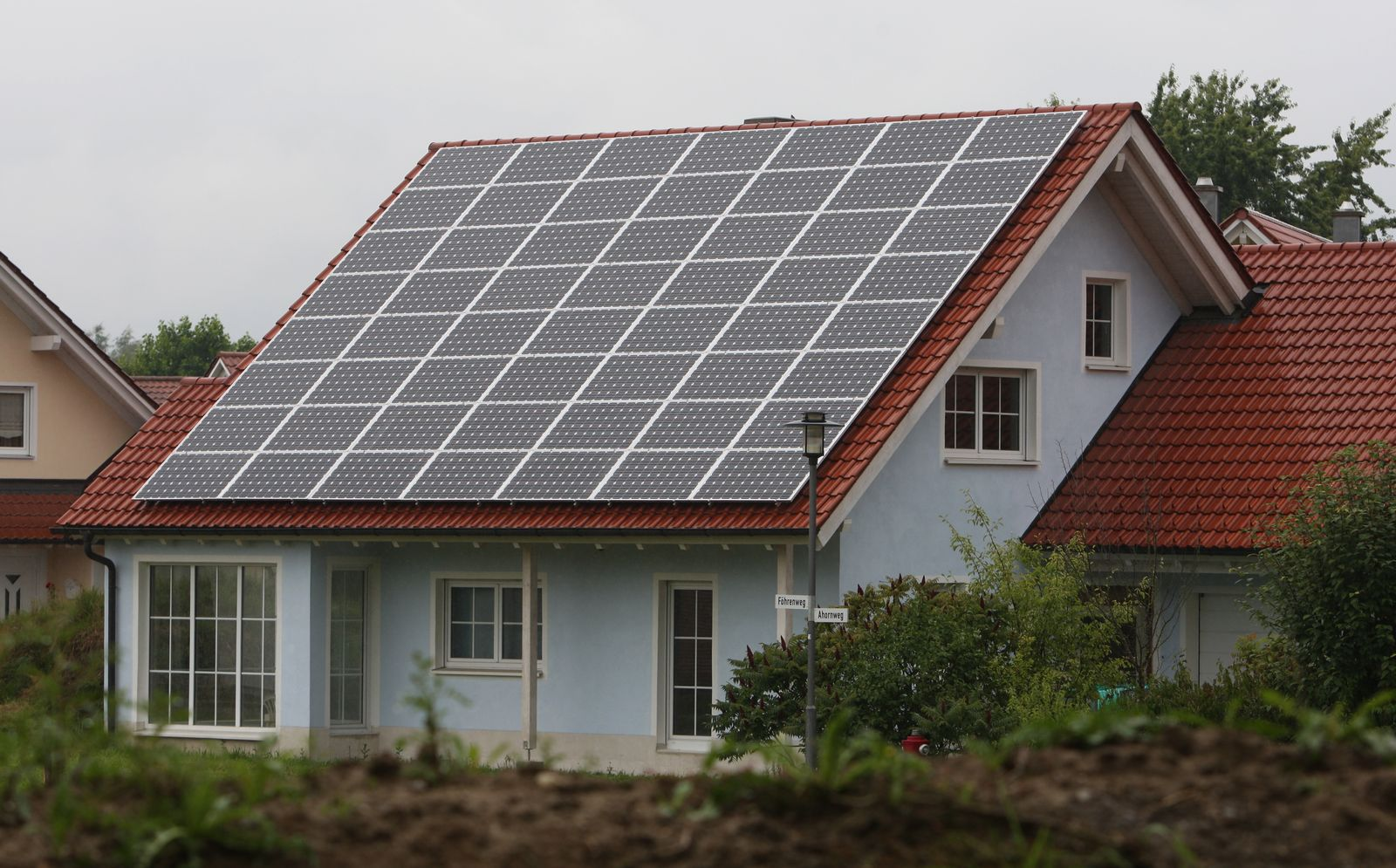 Solarförderung wird gekürzt