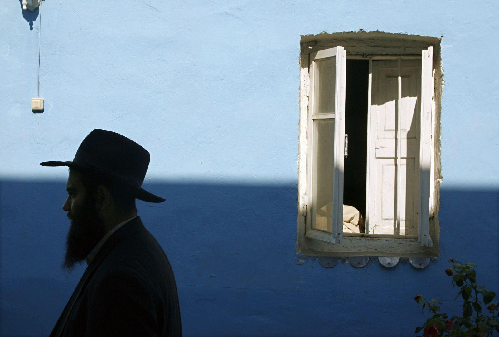 Rabbi / Kaspisches Meer