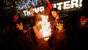 Trump fordert Haftstrafen für Verbrennen von Flaggen