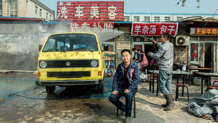Bildband über den VW Bus: Ein Freund auf Rädern