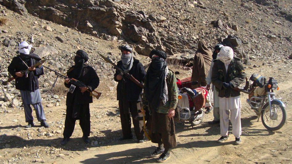Taliban in der Provinz Ghazni: Aus Deutschland 50 Millionen Euro für Aussteiger