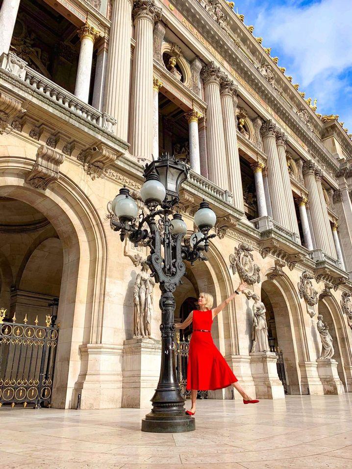 """Linda Malys Yore in Paris: """"Mein Leben ist kein Film"""""""