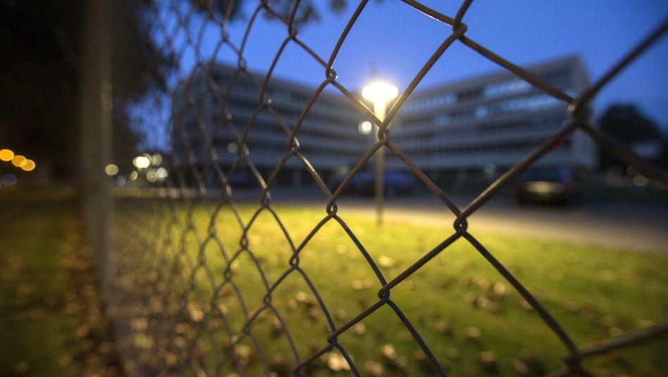 Schweizer Geheimdienstzentrale in Bern