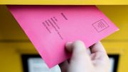 Große Koalition will offenbar reine Briefwahl ermöglichen