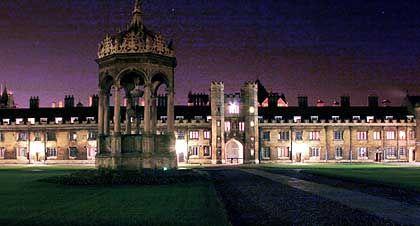 Trinity College, Cambridge: Glanzpunktfür jedeAkademiker-Laufbahn