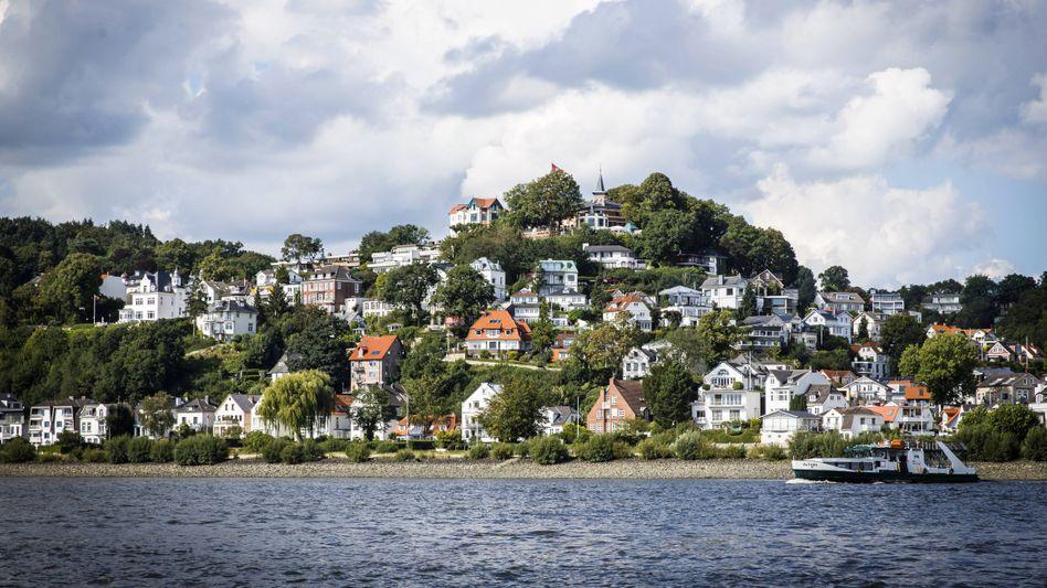 Hamburger Reichenviertel Blankenese: Fiskus lässt sich 45 Milliarden Euro entgehen