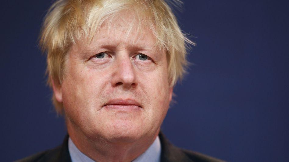 Boris Johnson erholt sich von seiner Erkrankung