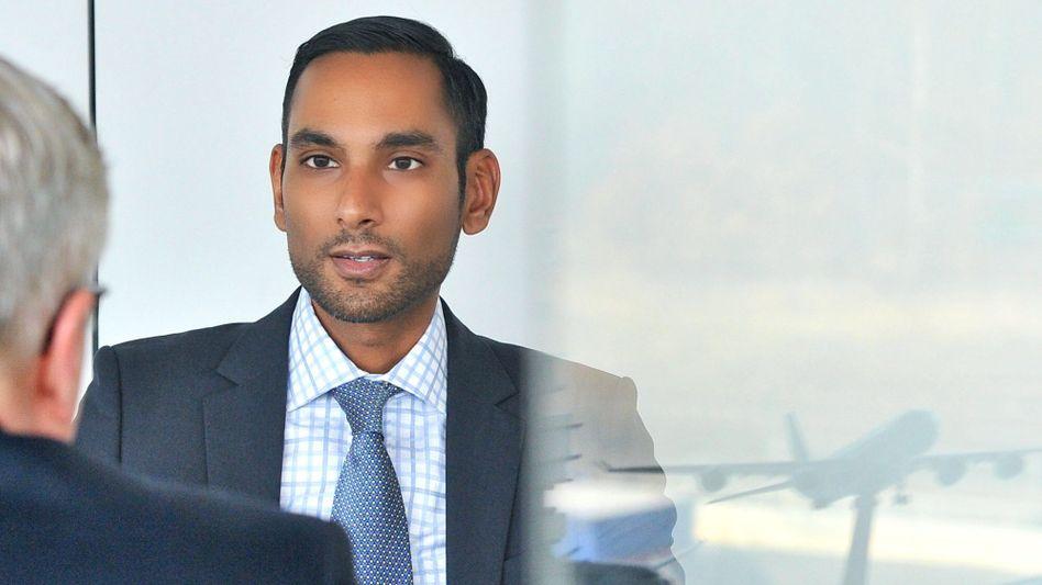Airline-Manager Sadiq Gillani