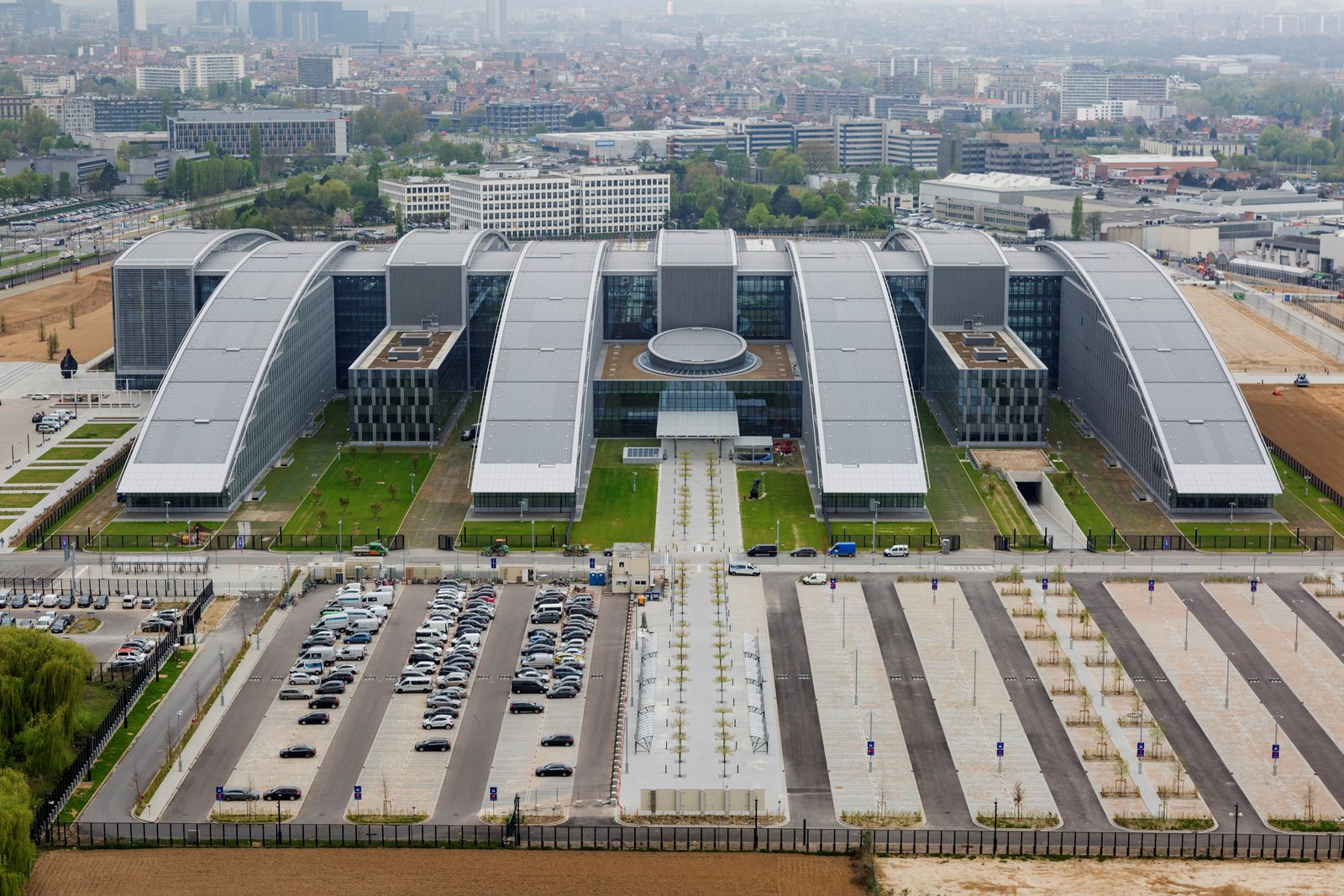 Nato Hauptquartier Brüssel